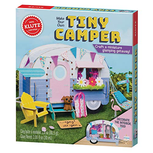 Make Your Own Tiny Camper-