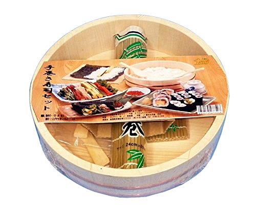 手巻き寿司 お手軽5点セット 2人用(27cm飯台)