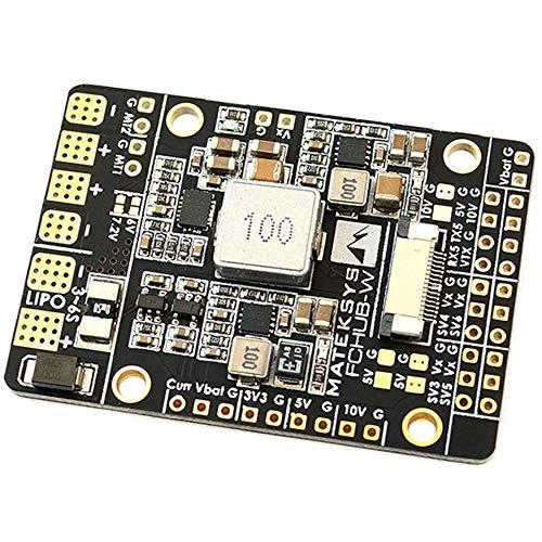 TOOGOO 3-6S Eingebauter 4 BEC & 104A Strom Sensor für RC FPV Rennen Drone