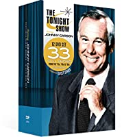 The Tonight Show starring Johnny Carson - Featured Guest Series 12 DVD Collection -Volumes 1-12
