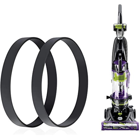 2 new belts Belts Bissell PowerSwift Pet 13H8 Upright Bagless Vacuum Cleaner