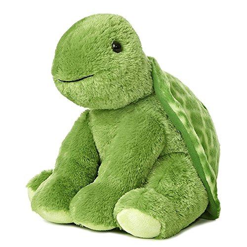 Aurora Plush Animal- Turtle 14 in.