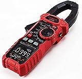 Pince ampèremétrique 1000A AC / DC, KAIWEETS Pince ampèremétrique professionnelle True-RMS, VFD, mode LOZ, Mesurer le courant d'appel - HT208D