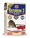 Ratibrom 3 parafina en Óvulos - 300 gr