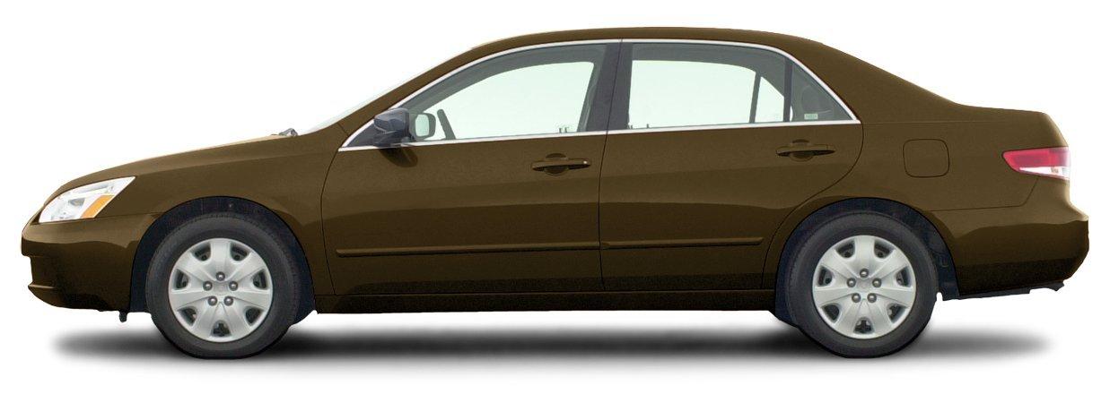 2003 Honda Accord Lx >> 2003 Honda Accord Lx Manual Transmission W Side Airbags Desert Mist Metallic