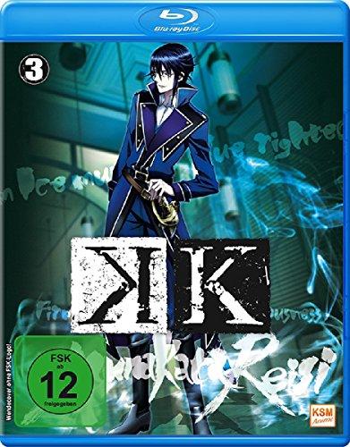 K - Episode 10-13 [Blu-ray]