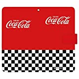 TONE m17 ケース [デザイン:E.ロゴ(モノクロ)/マグネットハンドあり] Coca-Cola コカ コーラ トーン m17 手帳型 スマホケース スマホカバー 手帳 携帯 カバー