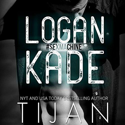 Logan Kade audiobook cover art