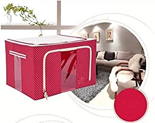 HOMIES INTERNATIONAL Brings Multipurpose European Style Fold-able Rectangular Shape Steel Frame Under bed Closet Organizer...