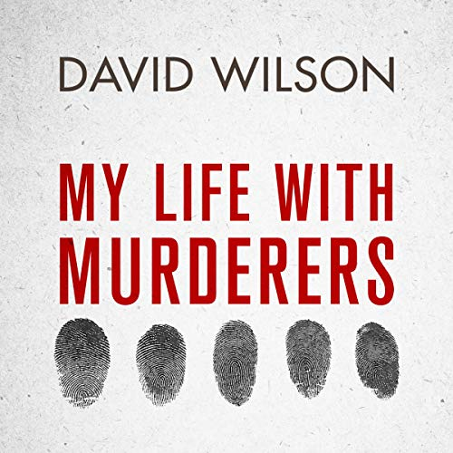 My Life with Murderers audiobook cover art