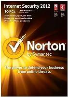 Norton Internet Security 2012 オフィスパック 10PC (CD-ROM) (英語版)