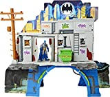 BATMAN 3-in-1 Batcave Playset with Exclusive 4-inch Action Figure and Battle Armor