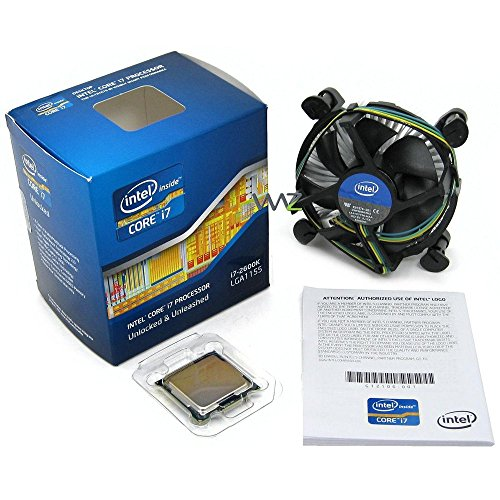 Intel Core i7 Processor i7-3770 3.4GHz 5.0GT/s 8MB LGA 1155 CPU, Retail