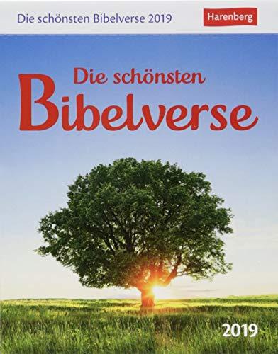 Die schönsten Bibelverse - Kalender 2019