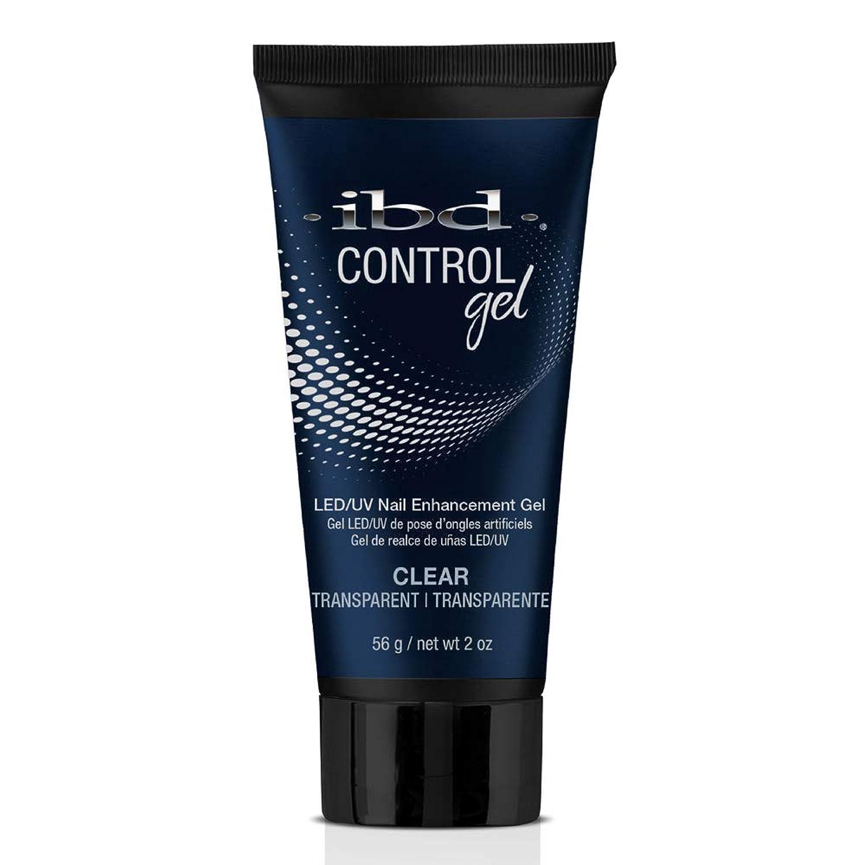 ibd コントロールジェル クリアー 56g UV/LED対応