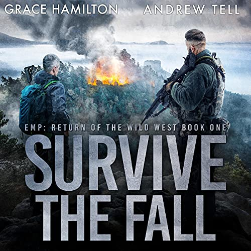 Survive the Fall Audiobook By Grace Hamilton cover art