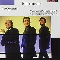 Piano Trios Op.1 Nos.1 & 3