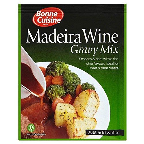 Crosse & Blackwell Bonne Mezcla De Cocina Salsa De Vino De Madeira (30g) (Paquete de 6)