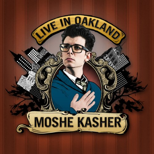 Live in Oakland audiobook cover art