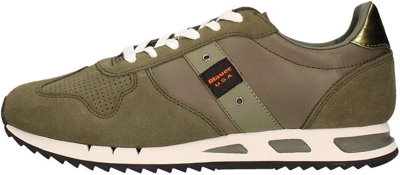 blueer. U.s.a. 7fmemphis02 nyl Sneakers Man