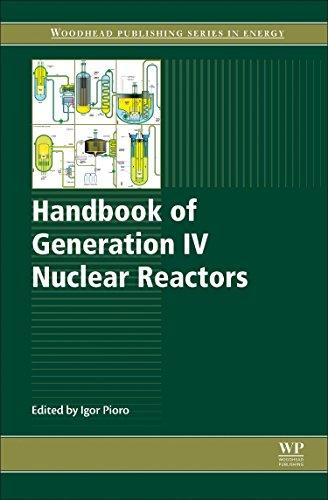 Handbook of Generation IV Nuclear Reactors (Woodhead Publishing Series in Energy, Band 103)