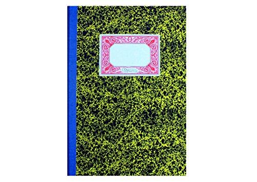 Miquelrius - Libro de Contabilidad, Folio Natural, Horizontal, 100 Hojas (Sin Numerar)