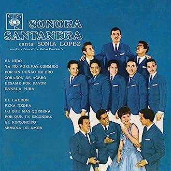 Sonora Santanera - Canta Sonia López