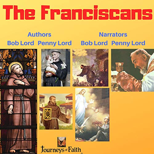 The Franciscans audiobook cover art