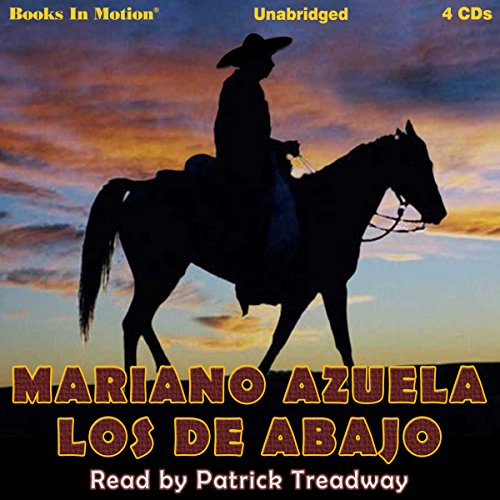 Los De Abajo [The Underdogs] audiobook cover art