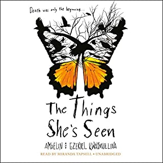 The Things She's Seen audiobook cover art