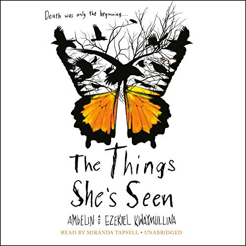 The Things She's Seen  By  cover art
