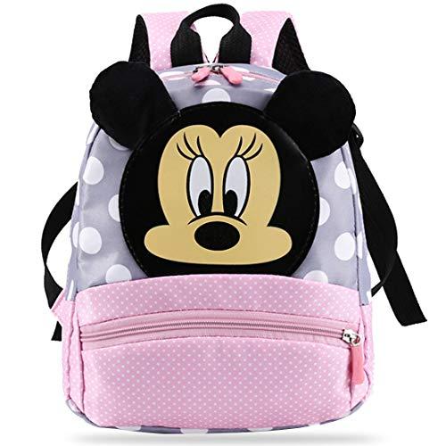 Mickey Rucksack - YUESEN Kinderrucksack Kinderrucksack für 2-7Jährige im Kindergarten Jungen Rucksack Mädchen Rucksack
