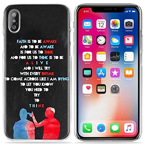DMXTPURK Gipuykhu Soft Silicone TPU iPhone 7 Plus Hülle Case/iPhone 8 Plus Hülle Case Sngrviw Transparente Handyhülle Transparent Phone Case Cover