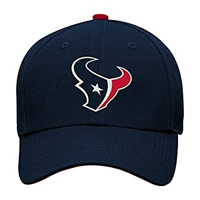 NFL Boys Kids & Youth Boys Structured Adjustable Hat Houston Texans