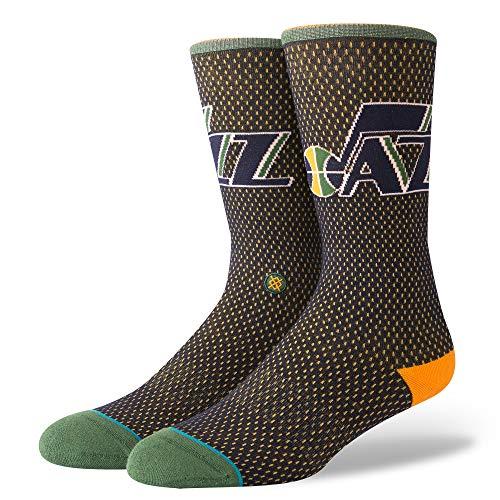 Stance Herren Jazz Jersey Socken, Navy, M