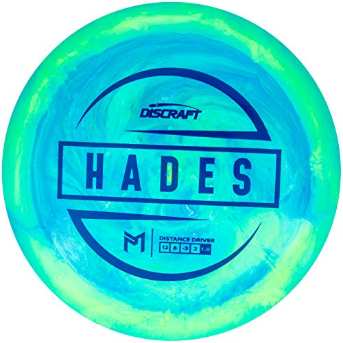 Discraft Limited Edition Paul McBeth Signature ESP Hades Distance Driver Golf Disc [Colors May Vary] - 167-169g