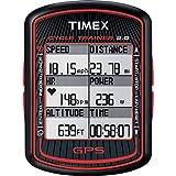 Timex - Ciclocomputer con gpsGPS per Allenamento + HRM T5K615, Colore: Nero
