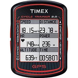 Tecnología GPS Funciones flexibles e integrales Pantalla de visualización de hasta 6 paneles Las características incluyen la presión barométrica, velocidad, ritmo, distancia y tiempo.