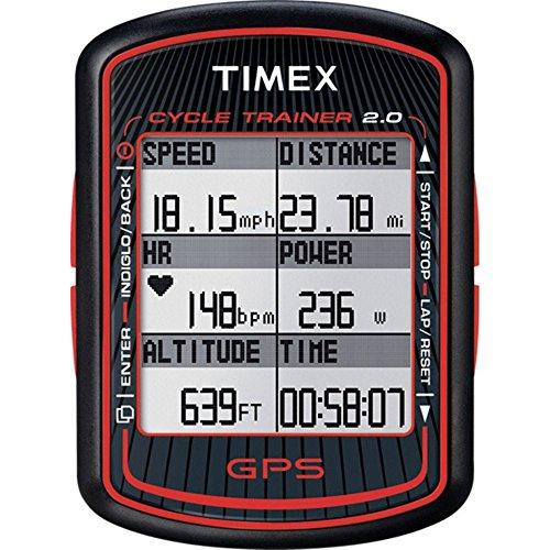 Timex T5K615 Ironman Cycle Trainer Bodylink-System - Reloj deportivo