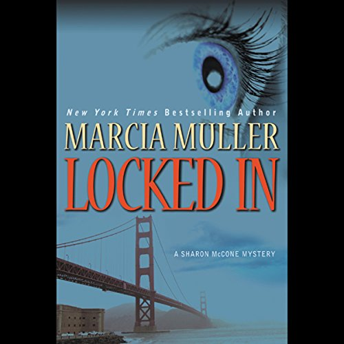 Locked In audiobook cover art