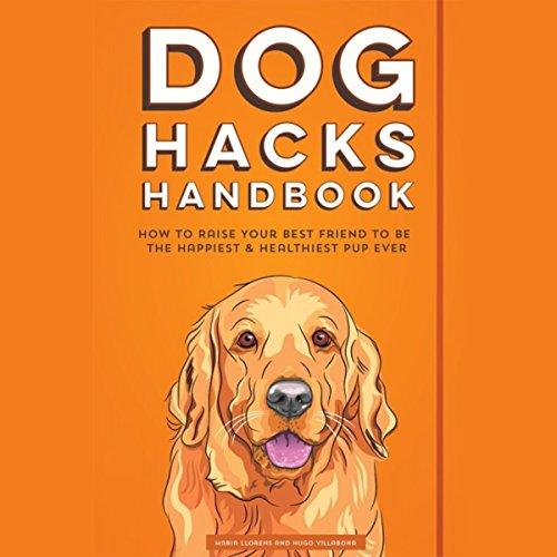 Dog Hacks Handbook audiobook cover art