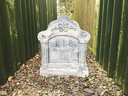 3D Tombstone Archery Target!! Back Drop Superb to Shoot!
