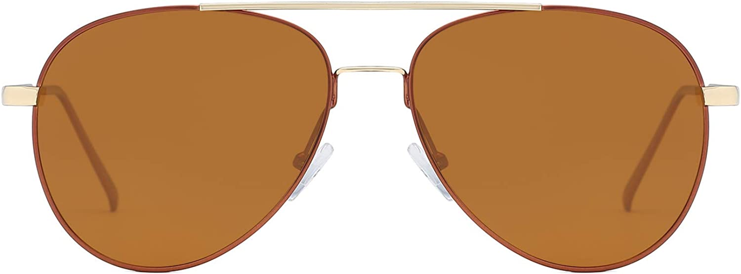 VANLINKER Polarized Aviator Sunglasses with lens Courier shipping free shipping Oversized UV400 Max 49% OFF