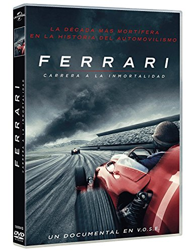 Ferrari: Carrera A La Inmortalidad (Vose) [DVD]