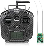 Jumper T8SG V2.0 Plus 2.4GHZ 12CH Radio Transmitter Carbon Special Edition Hall Gimbal