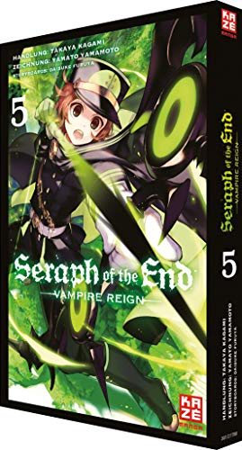 Seraph of the End 05: Vampire Reign