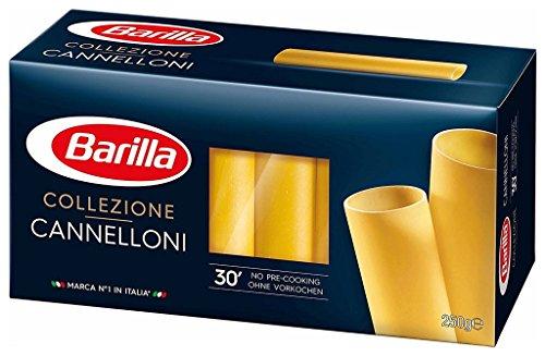 Barilla Pasta Collezione Barilla Cannelloni 500g (6er-Pack)