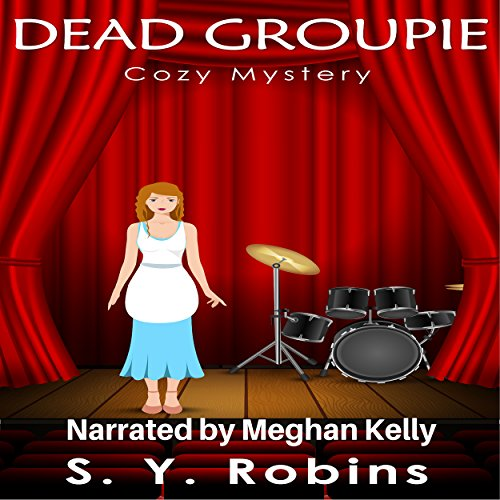 Dead Groupie audiobook cover art