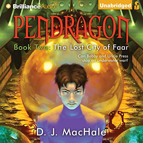 The Lost City of Faar cover art