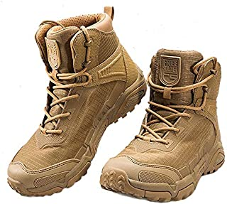 : Marron Militaires Chaussures de travail